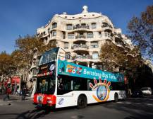 Hop On Hop Off Barcelona - City Sightseeing