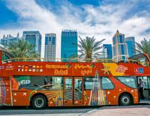 City Sightseeing Dubai Bus Tour - Hop on Hop off