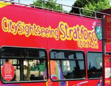 CitySightseeing Stratford - Hop on Hop off