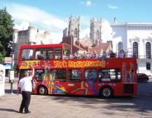 CitySightseeing York - Hop on Hop off