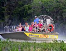 Wild Florida Everglades Airboat Tours & Wildlife Park