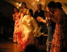 Flamenco At Tablao Cordobes