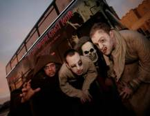 The Grave Digger Ghost Tour