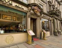 Hard Rock Cafe Edinburgh - Jump the Queues