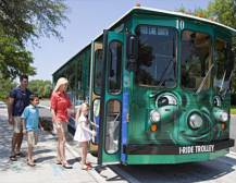 I Ride Trolley