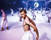 Ice Skating at Blackpool Pleasure Beach Arena