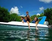 Jungle Speedboat Tour Cancun