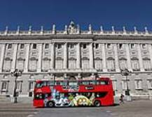 Hop on Hop off Bus Tour Madrid
