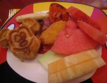 Minnie Mouse Breakfast & Limousine Ride