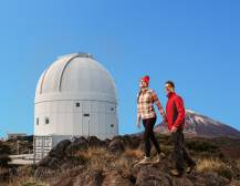 Mount Teide Observatory Tour