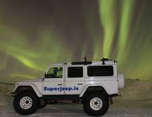 SuperJeep Northern Lights Tour