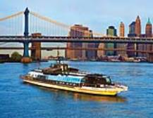 Bateaux New York Dinner Cruises