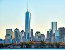 One World Observatory & Downtown Hop on Hop off Bus Tour
