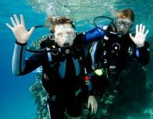 Ocean College PADI Open Water Dive Course - 4 Days
