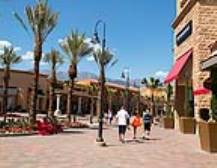 Palm Springs + Outlet Shopping