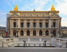 Paris Opera House Tour