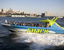 Shark Speedboat Ride New York