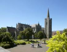 St Patrick's Cathedral & Dublin Highlights Tour