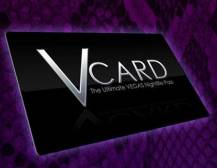 The V Card - The Vegas Nightclub Pass