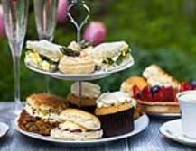 Traditional Bloomsbury Afternoon Tea