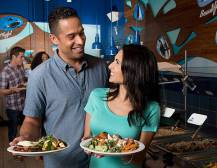 SeaWorld - Dine with Killer Whales