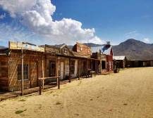 Wild West Ghost Town Explorer