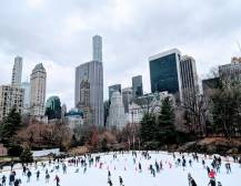 Central Park Ice Skating & Walking Tour